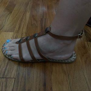 OBO Minnetonka sandals